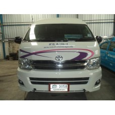 รถตู้ให้เช่า พร้อมคนขับ  ราคาถูกเป็นกันเองมากๆ นำเที่ยวทั่วไทย