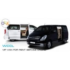 รถตู้เช่า VIP หรูหราระดับผู้บริหาร ราคาเป็นกันเองด้วยคุณสามารถขับเองได้