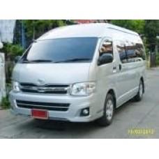 บริการรถตู้ VIP ให้เช่าทั่วไทย