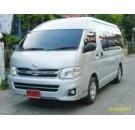 บริการรถตู้ VIP ให้เช่าทั่วไทยด้วยความประทับใจในบริการ